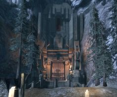 dwarven city art - Google Search