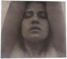 I Travel With Tina: On the Inspiration to TravelTina Modotti with her arms raised, ca. 1921. By Edward Weston [Public