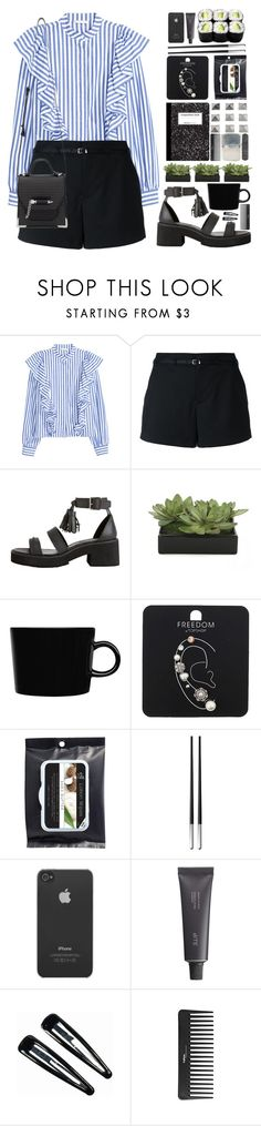 """""""Simple things"""" by hope-valerie ❤ liked on Polyvore featuring Loveless, Lux-Art Silks, iittala, Topshop, Christofle, Incase, Bite, Clips, Sephora Collection and Mackage"""