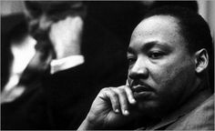 """During the last two world wars, national churches even functioned as the ready lackeys of the state, sprinkling holy water upon the battleships and joining the mighty armies in singing, """"Praise the Lord and pass the ammunition."""" A weary world, pleading desperately for peace, has often found the church morally sanctioning war.--Martin Luther KIng"""