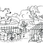 Here, you will find the collection of Free Zoo Animal Coloring Pages Printable. There unique sheets and pictures of different animals in HD quality. Zoo Animal Coloring Pages, Coloring Pages To Print, Colouring Pages, Coloring Pages For Kids, Coloring Sheets, Pictures Of Different Animals, Colorful Pictures, Preschool Colors, Free Hd Wallpapers