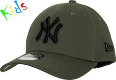 f2d92271c9e04 NY Yankees New Era Kids Essential 940 Khaki Adjustable Cap (Ages 2 - 10  years)