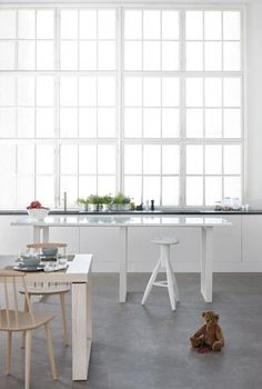 This Photo was uploaded by Tulikivi. Dining Rooms, Kitchen Dining, Kitchens, Feelings, Interior, Kitchen Dining Living, Kitchen, Design Interiors, Interiors