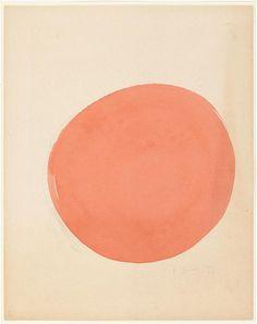 Lucio Fontana, Ambiente spaziale - Etude, 1949