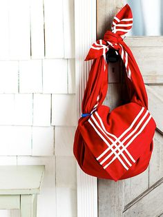 Tablecloth Tote – Live.Love.Home.