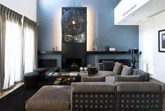 Studio Omerta designed the 'Classic Modern' in Athens, Greece. http://en.51arch.com/2013/04/studio-omerta-classic-modern/