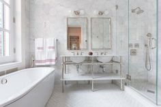 8 inch Marble Hexagon Tile Mission Stone and Tile - Luxury Tile Store - Nashville, TN
