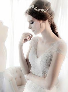 Editorial: { Costurando sonhos } - Constance Zahn   Casamentos