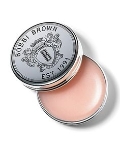 Bobbi Brown Lip Balm | Bloomingdale's $19. Expensive but a must have for dry lips.