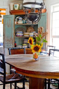 My Houzz: Eclectic Farm House