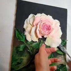 Plaster Crafts, Plaster Art, Clay Wall Art, Mural Wall Art, Art Painting Gallery, Sculpture Painting, Diy Canvas Art, Creative Crafts, Diy Art
