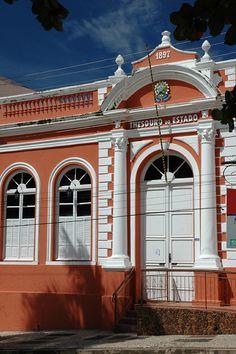 Centro Histórico de Cuiabá - Mato Grosso