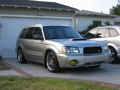 New SG grill mod complete! - Subaru Forester Owners Forum