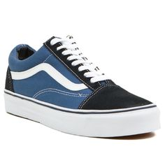 The Old Skool isn't named that because it's high tech and brand new. This Old Skool from Vans Shoes has been around from the beginning, and we think it still deserves a spot on our wall.