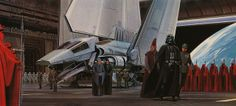 Ralph McQuarrie: Return of the Jedi 10 by Eric Carl, via Flickr