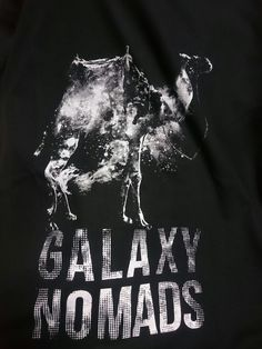 銀河遊牧民。