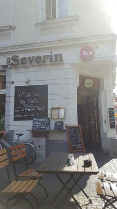 Typical Kölsch pub in  Cologne
