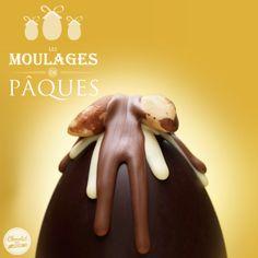 Chocolat mon amour, la série de France Bleu consacrée au chocolat    Épisode 1 : Les moulages de Pâques