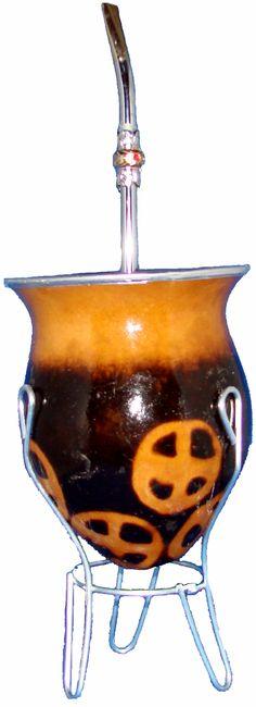 Conjunto Para Chimarrao Gourd
