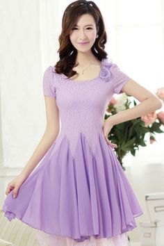 Lush Lace Short Sleeve Chiffon Dress-Classic and cute Deana look-There may be wedding bells soon www.adealwithGodbook.com