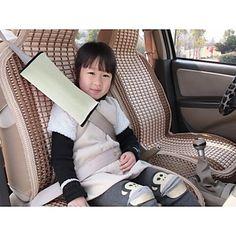 carmen®1pcs de travesseiro belt carro segurança do assento de seguras travesseiros de ombro Protect para miúdos das crianças – BRL R$ 15,20