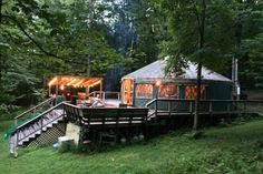 Super Creative outdoor kitchen ideas arizona just on homesable home design Yurt Living, Outdoor Living, Outdoor Rooms, Living Spaces, Home Design, Yurt Home, Silo House, How To Build A Log Cabin, Outdoor Kitchen Design