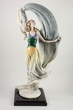 Giuseppe Armani Figurine Over the Rainbow LIMITED MINT IN BOX WorldWide