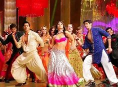 Favorite Bollywood Dance of the Year #SOTY #Radha