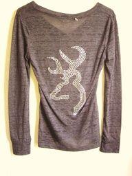 Sequin Browning shirt