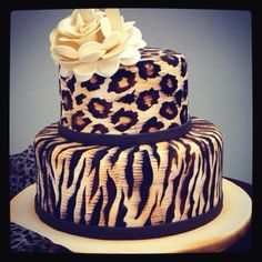 Fun girly cake! LOVE THIS! My sister in law would be a good person to get this cake for!