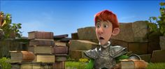 Blu-ray review: 'Justin and the Knights of Valour'