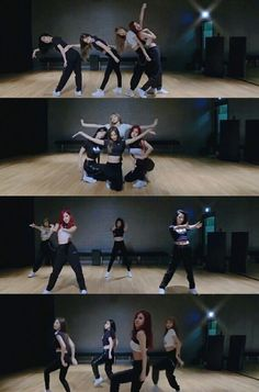 Blackpink 불장난 Playing With Fire Dance Practice Video