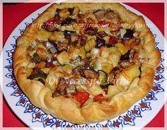Torta Salata con Verdure – Ricetta svuotafrigo
