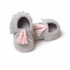 6fca00cc46e6 US  3.48 5% OFF Fashion New Styles Suede PU Leather Infant Toddler Newborn  Baby Children First Walkers Crib Moccasins Soft Moccs Shoes Footwear-in  First ...