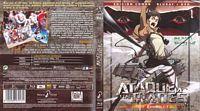 Ataque a los titanes [Vídeo]  / na serie dirigida por Tetsuro Araki]  Q Cine 4360 http://encore.fama.us.es/iii/encore/record/C__Rb2591533?lang=spi