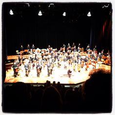 Sinfoniekonzert at Hochschule fur Musik und Tanz Koln. #Cologne #Germany