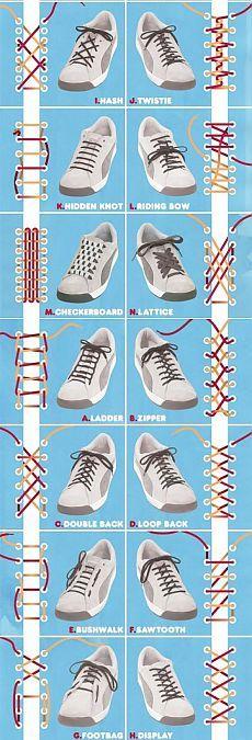 cordones / zapatos / sitio creativo de moda de ropa interior con estilo y alteración