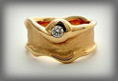 Eco Jewellery Designs: Recycling old gold into custom designs