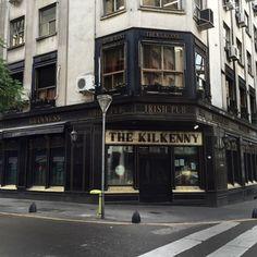 #Pub & Restaurant Irlandés @Kilkennyirish in #BuenosAires  #kilkenny (en The Kilkenny Irish Pub & Restaurant)LosArys.com