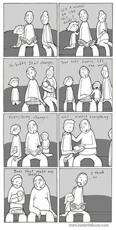 """Emo Comics For Sad Masochists - Funny memes that """"GET IT"""" and want you to too. Get the latest funniest memes and keep up what is going on in the meme-o-sphere. Sad Comics, Life Comics, Funny Comics, Funny Images, Funny Photos, Sad Stories, Touching Stories, Baboon, Faith In Humanity"""