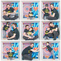 Shoot'in the box en famille Mir Family - Studio Mir : Studio photo professionnel proche de Paris Spiderman, Batman, Shooting Photo, Occasion, Photo Studio, Baseball Cards, Box, Father's Day, Spider Man
