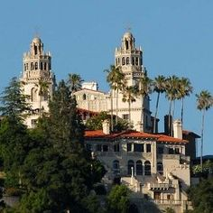 Hearst Castle (San Simeon, California).  I could visit here every year.