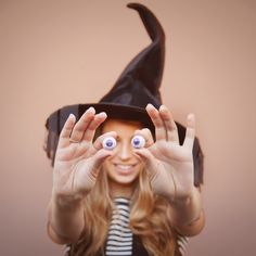A Purdy scary Halloween! Purdys chocolate eyeballs are a great addition to your trick-or-treat bowl!