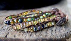 kimmykats: Wrapped Cuff Bracelets