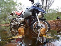 Pilbara - adventure motorcycling