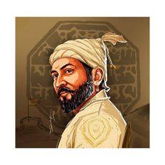 Shivaji Maharaj Hd Wallpaper, Festival Posters, Historical Pictures, Hinduism, Feta, Art Work, Sketches, Colours, Album