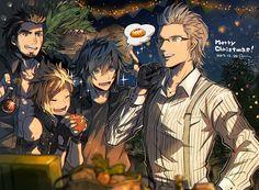 クリスマス〜 Merry Christmas 2017 Final Fantasy XV