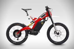 """BULTACO BRINCO ELECTRIC DIRT BIKE"""