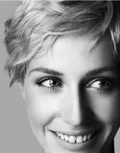 Cécile de France (1975) - Belgian actress - Photo by Max Cardelli
