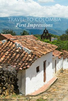 What's it like to travel to Colombia? A dozen eye-opening observations about the Colombian people, culture, fruits and veg, landscape and diversity. http://uncorneredmarket.com/colombia-travel/